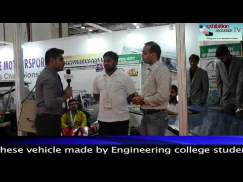IMPERIAL SOCIETY of INNOVATIVE  ENGINEERS Interview at CII GES 2016
