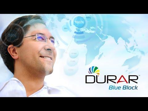 Durar Blue Block: Keep eyes in better health