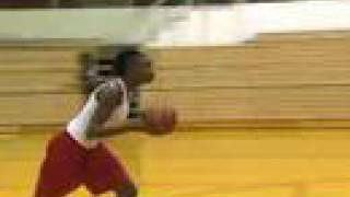 High School Girl Dunks -  Toni Young - Del City, Oklahoma