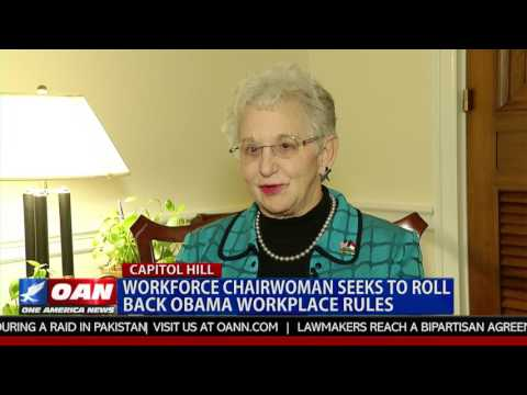 Workforce Chairwoman Seeks to roll back Obama Workplace Rules