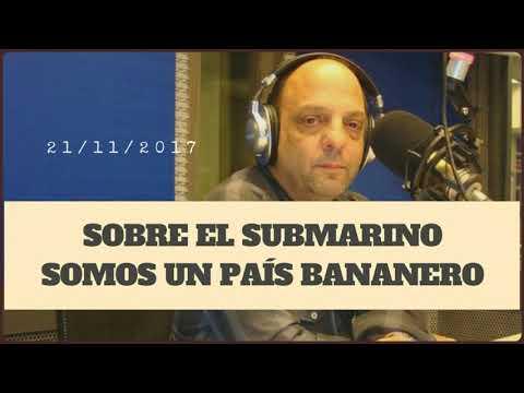 Baby Etchecopar - Sobre El Submarino, Somos Un País Bananero