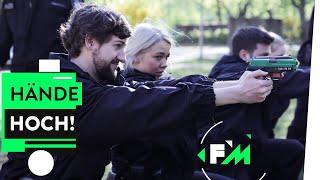 Polizist werden - Im Einsatz bei der Polizei Berlin
