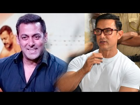 Aamir Khan Only And Only Talks About Salman Khan's Sultan!