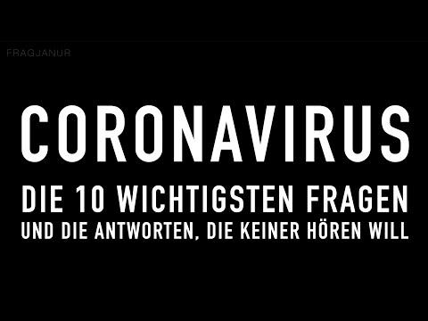 Die 10 wichtigsten Fragen zum Corona-Virus
