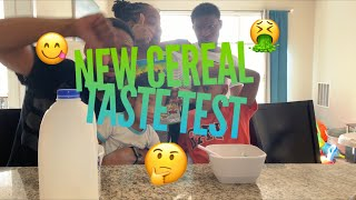 Sour Patch Kids Cereal   Taste Test & Review