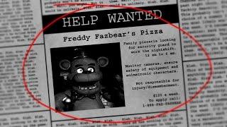 Все об игре 5 ночей с Фредди 1