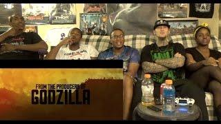 Kong Skull Island Comic Con Trailer Reaction/Review