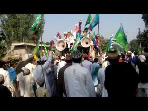 Itaharwa Aur Mohanpur Ka Barhh Rabiauall Ka Julus1