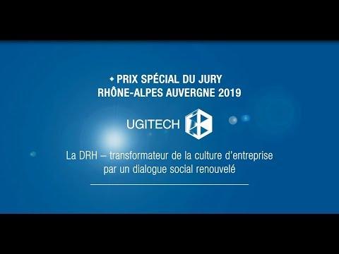 Prix RH édition Rhône-Alpes-Auvergne | Prix spécial du jury : UGITECH