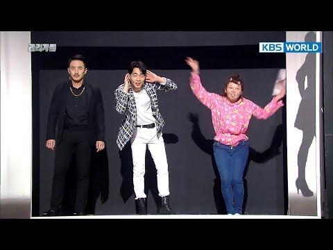 Managers | 관리자들 [Gag Concert / 2017.11.04]