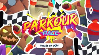 Parkour Race - Play it on Poki
