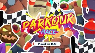 Parkour Race - Play it on Poki