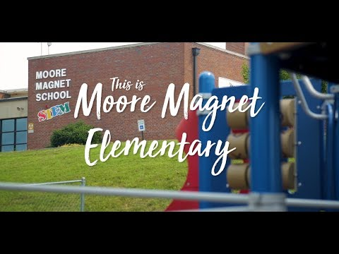 This Is Moore Magnet Elementary