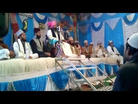 Mufti irfan raza hashmati siddharth nagri .part 4