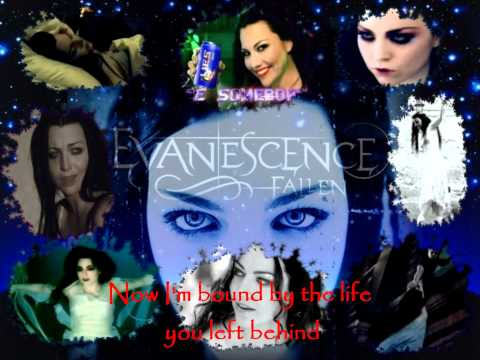 Evanescence My Immortal  Piano Version With Lyrics