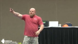 Sumo Deadlift: The Base for Tactical Strength, with Matt Wenning   NSCA.com