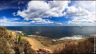 Испания в марте, отдых на море, песчаные пляжи, погода март