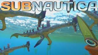 IDEMO U MORSKU AVANTURU!!! Subnautica epizoda 10. (FULL VERZIJA) LIVE