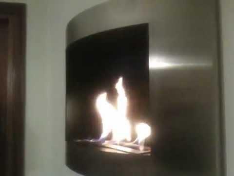 Cheminees Bio Ethanol Maroc Biofire Youtube