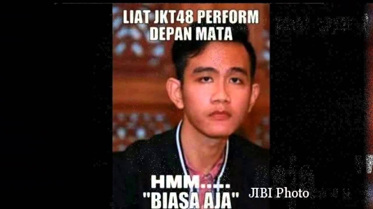 Gambar Dan Kata Kata Lucu Jokowi Stok Gambar Lucu