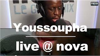 Youssoupha - Espérance de vie • Live @ Nova
