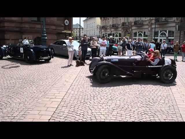 Alfa Romeo 8C 2300 Monza pure Sound !