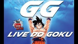 DIVULGANDO CANAIS - LIVE DO GOKU