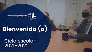 Bienvenidos al ciclo escolar 2021-2022 / Jerusalema Challenge by Colegio Fernando de Magallanes