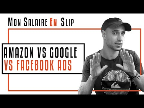 ▶️ E-commerce : Amazon VS Google VS Facebook Ads ❓