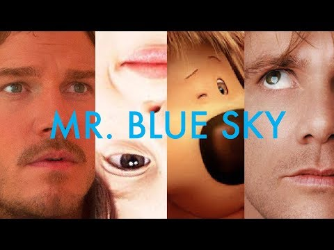 Every Time Mr. Blue Sky Shows Up On Movies (Montage)