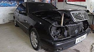 БОЛЬ и СЛЕЗЫ ОЧКАРИКА! Mercedes-Benz за 145к
