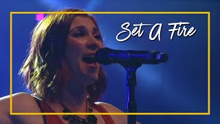 Set A Fire and In Awe of You | Chris Quilala & Kim Walker Smith
