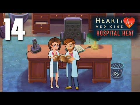 Heart's Medicine - Hospital Heat [14] Filed Away