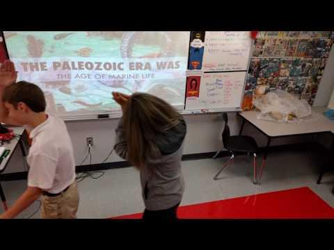 Core 3 - GEOLOGIC TIME SCALE - Eras (James Corden)