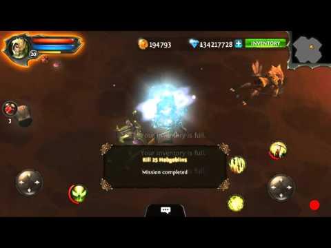 Dungeon Hunter 4 Sentinal Build