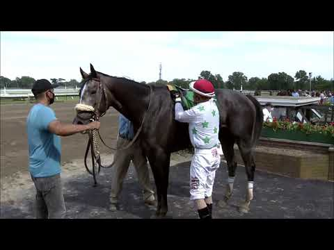 video thumbnail for MONMOUTH PARK 07-11-20 RACE 8