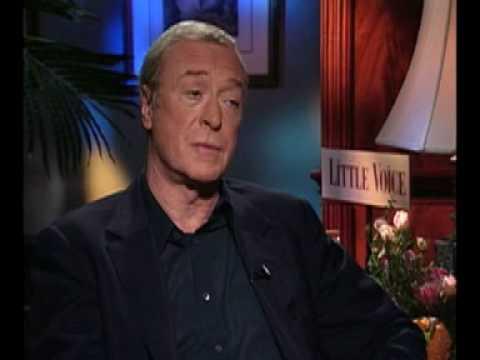 "Michael Caine talks to Joe Leydon about ""Little Voice"""