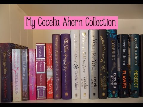 My Cecelia Ahern Collection | Janay Brazier