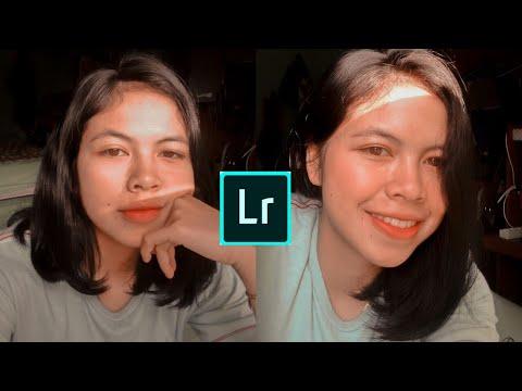 Cara Edit Foto Selfie Ala Selebgram Nabilazirus Lightroom Tutorial Youtube