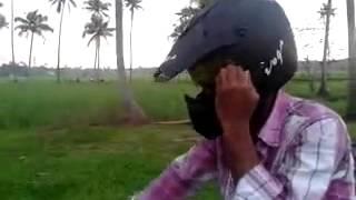 bike funny santhosh santhu