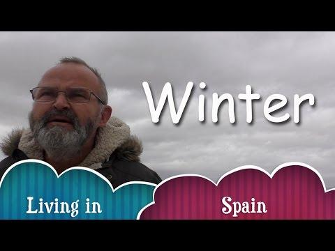 Living in Spain - Winter