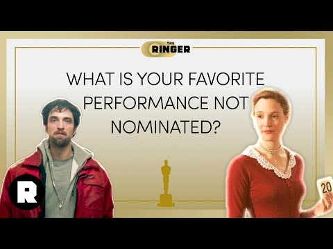 What Is Your Favorite Performance Without a Nomination? | 2018 Oscars Preview | The Ringer Mp3