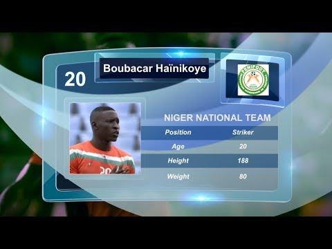 Boubacar  Haïnikoye - Niger - Skills & Goals - 2017