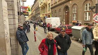 Party on! Keine Sperrstunde für 7. Budapester Bezirk