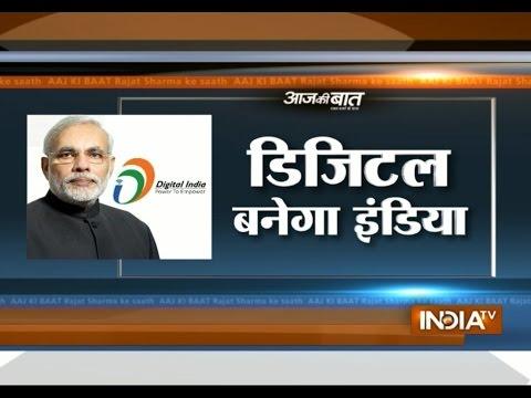 Aaj Ki Baat with Rajat Sharma | 1 July,2015 | India Tv
