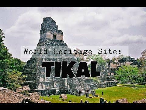 Tikal, Guatemala    The Most Important Mayan Ruins (Exploring The Jungle)