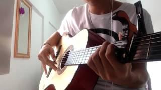 Nickelback - far away (fingerstyle)