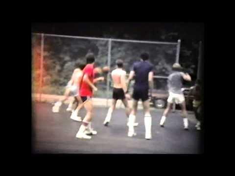 Glenville   Gilmer County Recreation Center Pick Up Basketball Game circa 1983