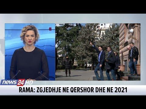 22 shkurt, 2019 Flash News ne News24 (Ora 08.30)