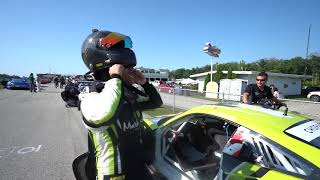 MARCO CIRONE - 2019 GT3 Cup Challenge Canada Masters Champion